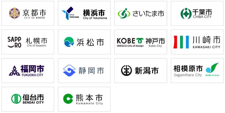 リネットジャパン提携市区町村