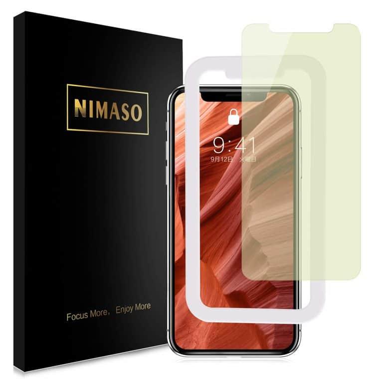 Nimaso 液晶保護フィルム