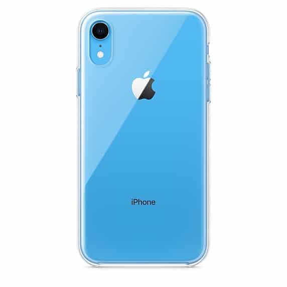 iPhone XRクリアケース
