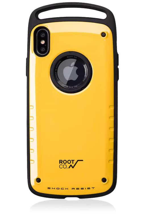 ROOT CO. Gravity Shock Resist Case Pro.