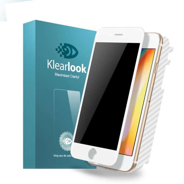 KlearLook 覗き見防止 強化ガラス液晶全面保護ガラス