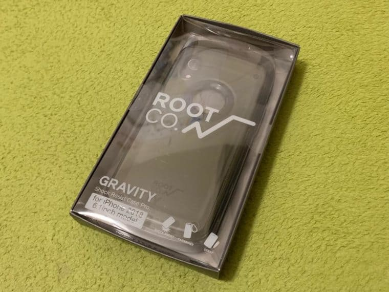 ROOT CO. GRAVITY Shock Resist Case Pro.