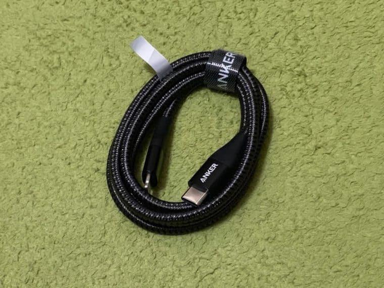 Anker PowerLine+ II USB-C & ライトニング ケーブル