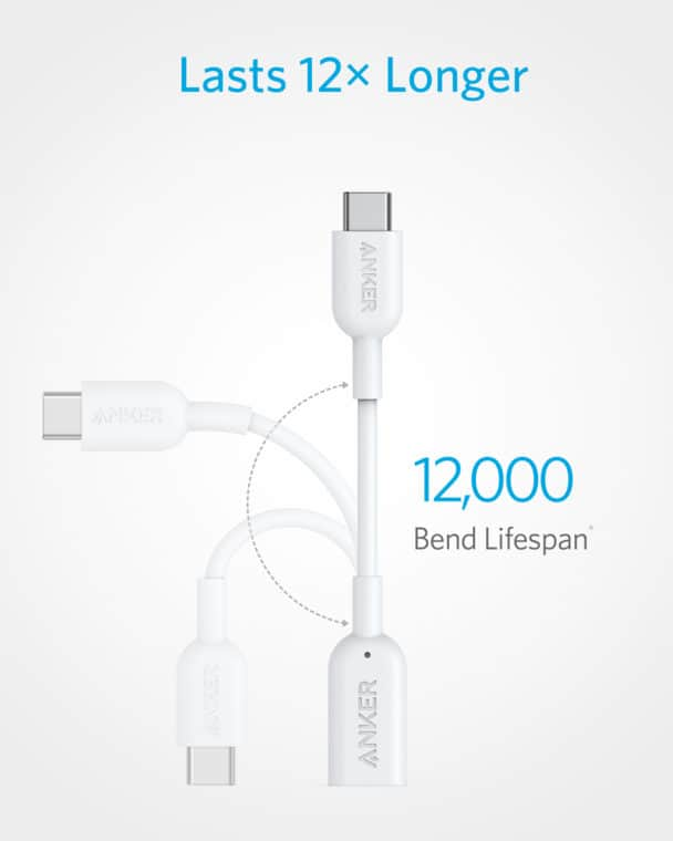 Anker USB-C & ライトニングUSB オーディオアダプタ