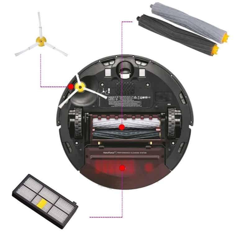 Roomba ルンバ 消耗品交換