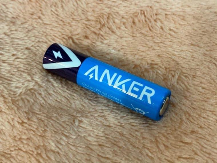 Anker アルカリ乾電池 災害用 備蓄用