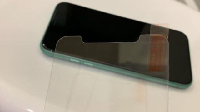 iPhone11 Nimaso 強化ガラス液晶保護フィルム