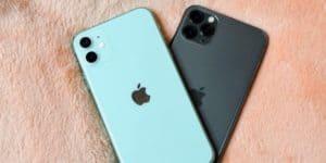 【iPhone11とiPhone11 Pro Maxを比較】実際に両方使ってみたからわかること!
