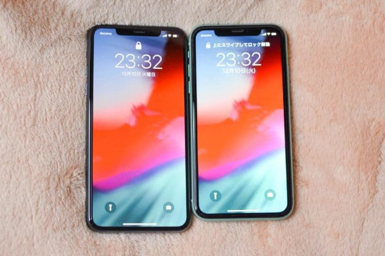 iPhone11 iPhone11 Pro Max 比較