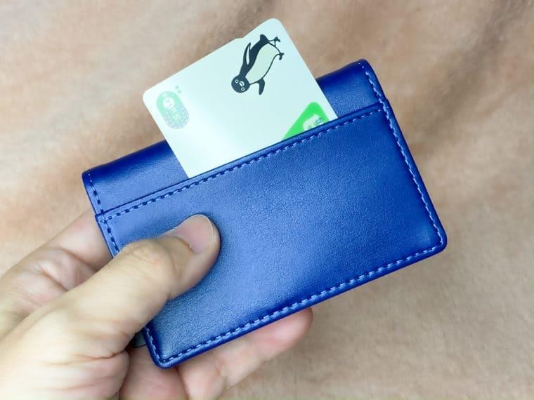 zepirion クレジットカード ケース